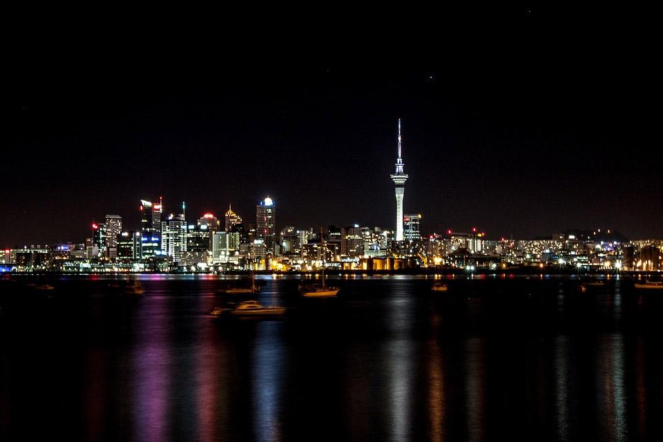 Aukland-New-Zealand