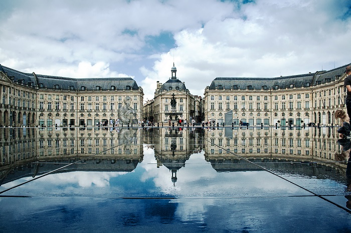 Bordeaux was voted the best city in which to live in France