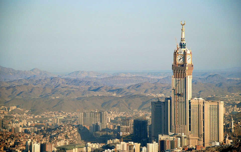 mecca-saudi arabia