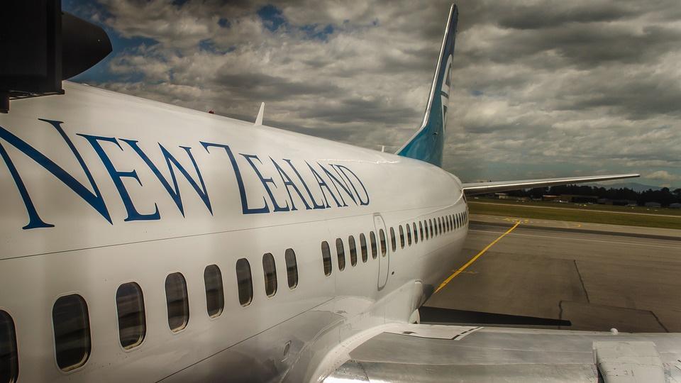 New Zealand Plane