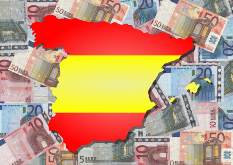 Some 9.09% of expats in Spain use mobile banking frequently