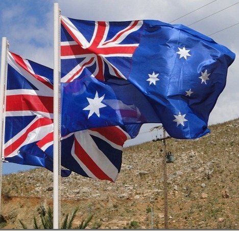 should the australian flag be changed essay No republic australians for constitutional monarchy of the australian constitution can only be changed after a that the flag should be changed now.