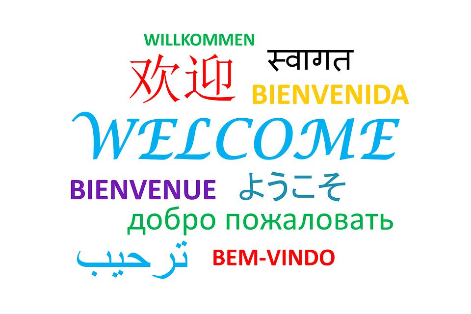 welcome-language